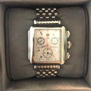 Michele Art Deco Watch